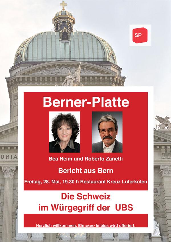 Berner Platte